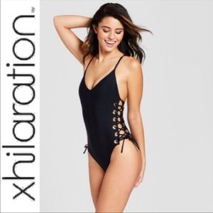 NWT/ one piece bathing suit